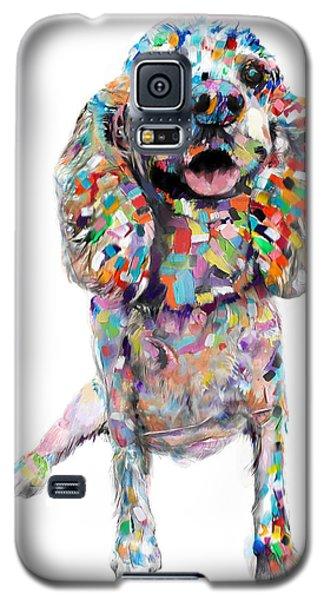 Cocker Spaniel Galaxy S5 Case