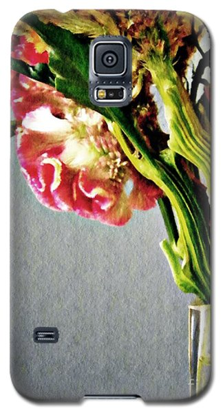 Galaxy S5 Case featuring the photograph Cockscomb Bouquet 5 by Sarah Loft
