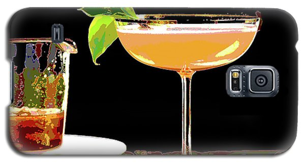 Cocktail And Dreams Galaxy S5 Case