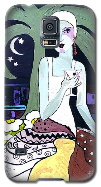 Cocktails And Laughter  Galaxy S5 Case
