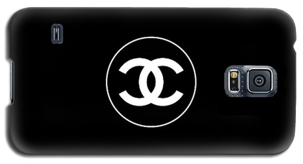 Coco Chanel Galaxy S5 Case by Tres Chic