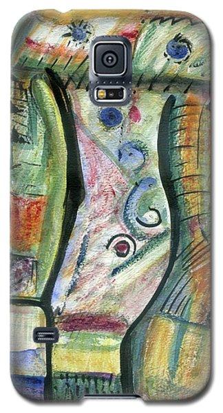 Coco Palm Galaxy S5 Case