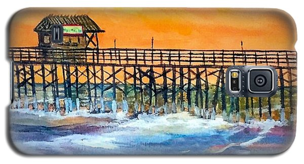 Cocoa Beach Pier Galaxy S5 Case