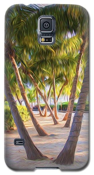 Coconut Palms Inn Beachfront Galaxy S5 Case