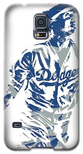 Cody Bellinger Los Angeles Dodgers Pixel Art 20 Galaxy S5 Case