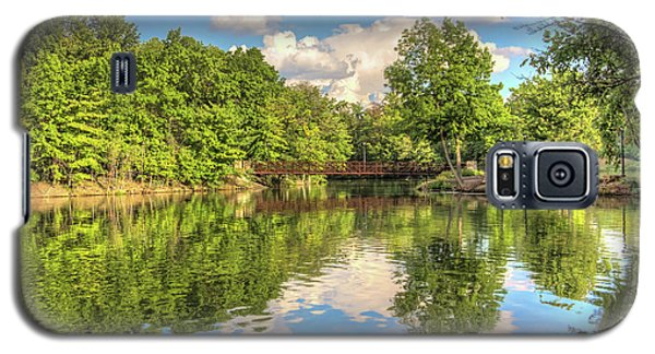 Coe Lake Galaxy S5 Case