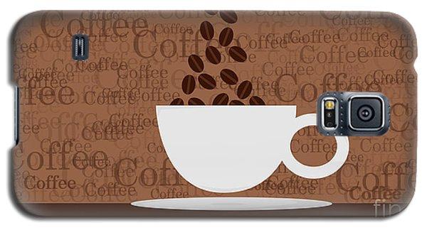 Coffee #3 Galaxy S5 Case