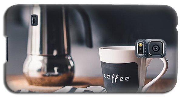 Coffee #5  Galaxy S5 Case