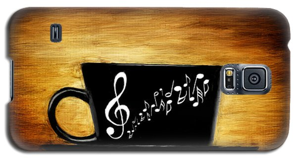 Coffee And Music Galaxy S5 Case