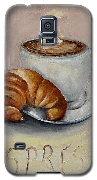 Coffee Break Galaxy S5 Case