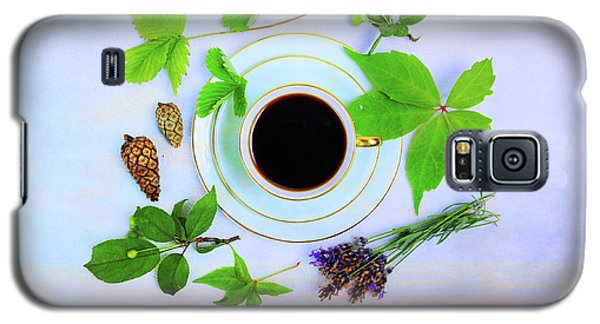 Coffee Delight Galaxy S5 Case