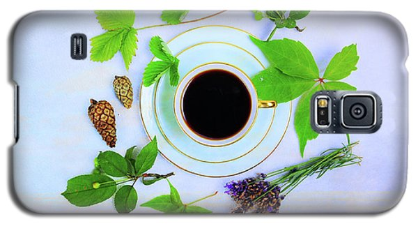 Coffee Delight Galaxy S5 Case
