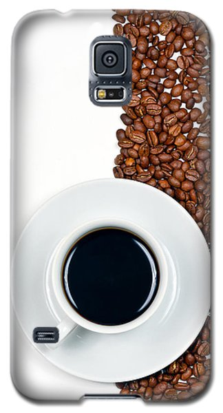 Galaxy S5 Case featuring the photograph Coffee by Gert Lavsen
