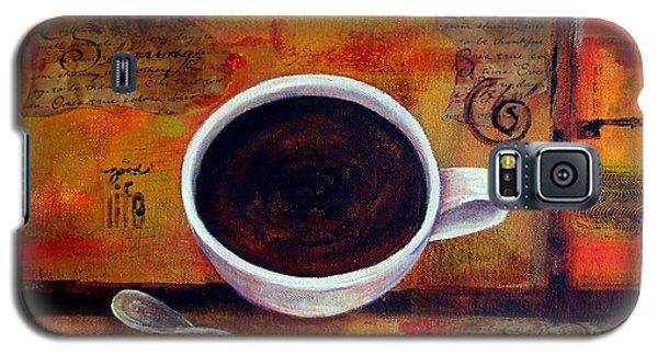 Coffee I Galaxy S5 Case