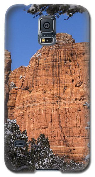 Galaxy S5 Case featuring the photograph Coffee Pot Rock by Laura Pratt