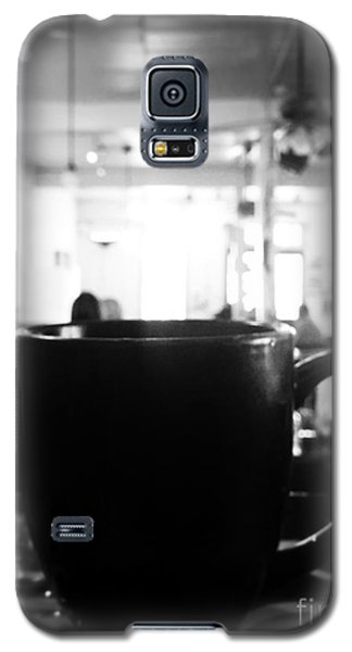 Coffee Shop Galaxy S5 Case