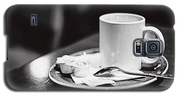 Coffee With Cream Galaxy S5 Case by April Reppucci