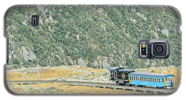 Cog Railroad Train. Galaxy S5 Case