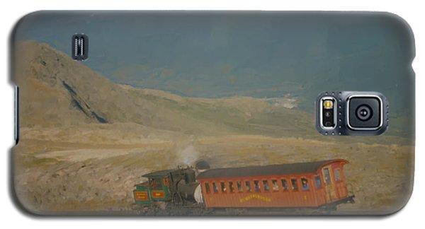 Cog Railway Mount Washington Galaxy S5 Case