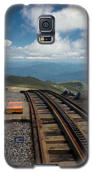 Cog Railway Stop Galaxy S5 Case