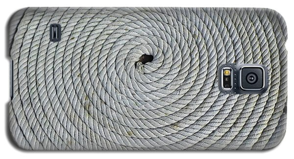 Coiled By D Hackett Galaxy S5 Case by D Hackett