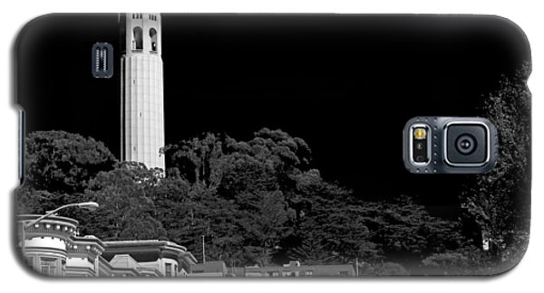 Coit Tower Galaxy S5 Case