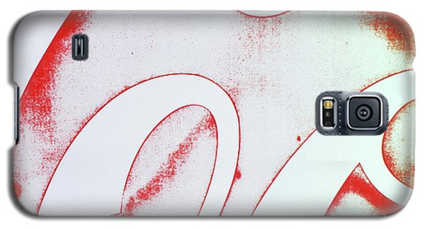 Galaxy S5 Case featuring the photograph Coke 2 by Laurie Stewart