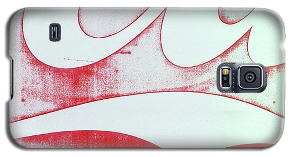 Coke 4 Galaxy S5 Case by Laurie Stewart