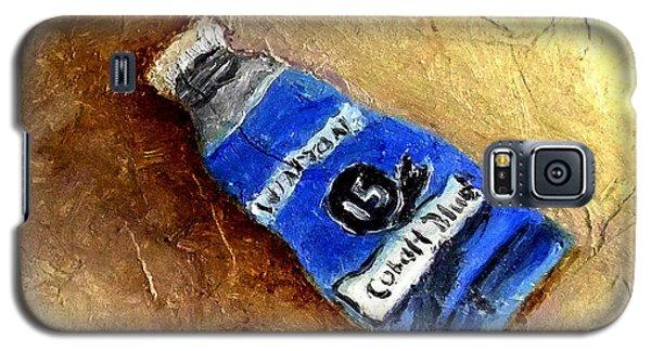 Colbalt Blue Galaxy S5 Case