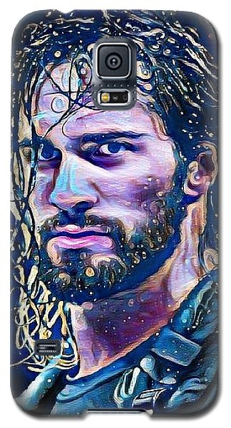 Colby Lopez Portrait Galaxy S5 Case