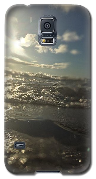 Cold And Fresh Galaxy S5 Case by Paula Brown