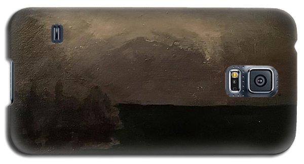 Cold Fog And Sea Galaxy S5 Case