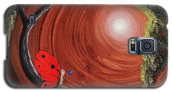 Cold Heart Galaxy S5 Case by Edwin Alverio