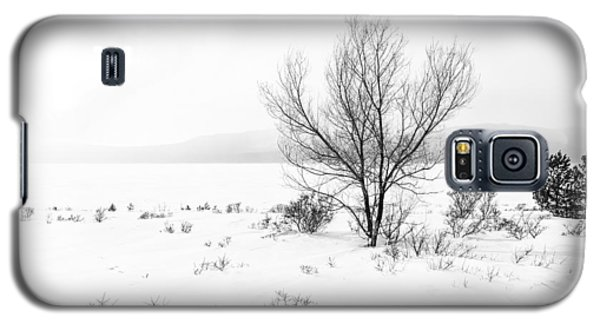 Galaxy S5 Case featuring the photograph Cold Loneliness by Hayato Matsumoto