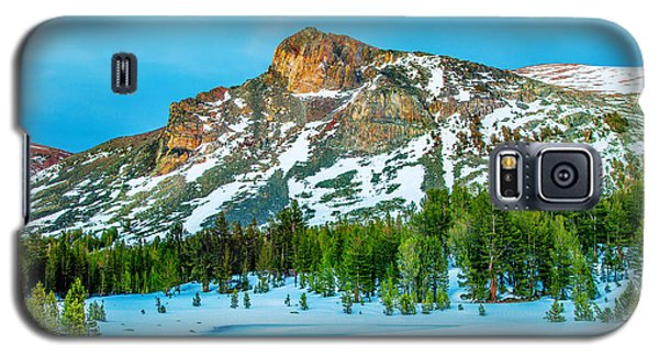 Yosemite National Park Galaxy S5 Case - Cold Mountain by Az Jackson