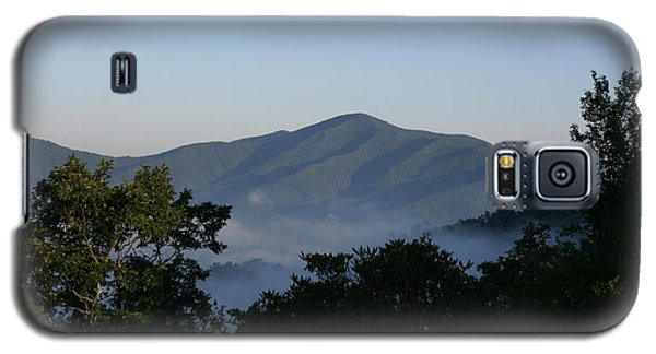 Cold Mountain North Carolina Galaxy S5 Case by Stacy C Bottoms