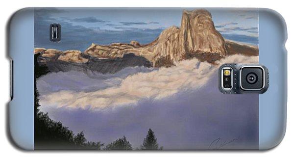 Cold Mountains Galaxy S5 Case