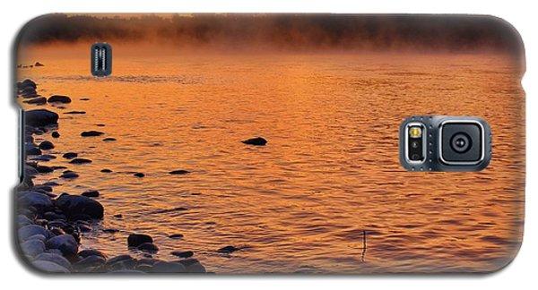 Cold November Morning Galaxy S5 Case