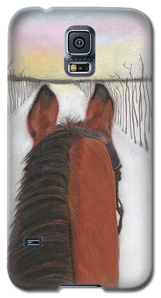 Cold Ride Galaxy S5 Case
