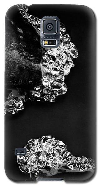 Cold White Diamonds Galaxy S5 Case by Darren White