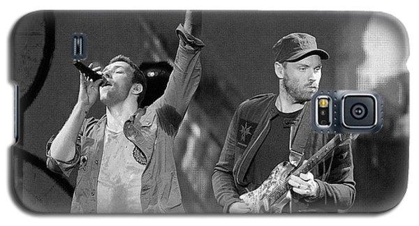 Coldplay 14 Galaxy S5 Case by Rafa Rivas