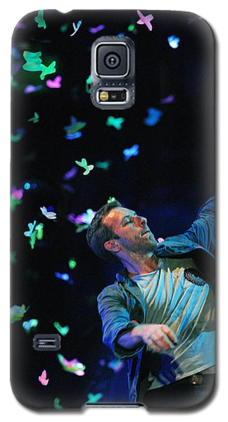 Coldplay1 Galaxy S5 Case by Rafa Rivas