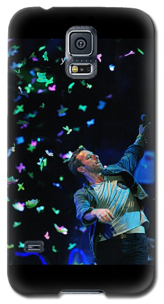 Coldplay1 Galaxy S5 Case by Rafa Rivas