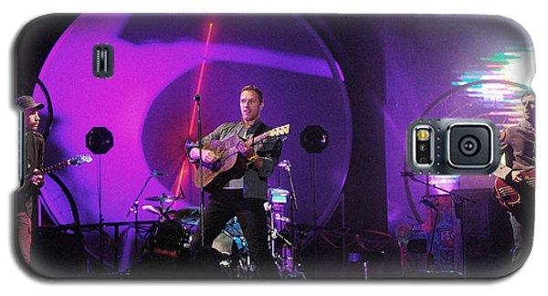Coldplay5 Galaxy S5 Case by Rafa Rivas