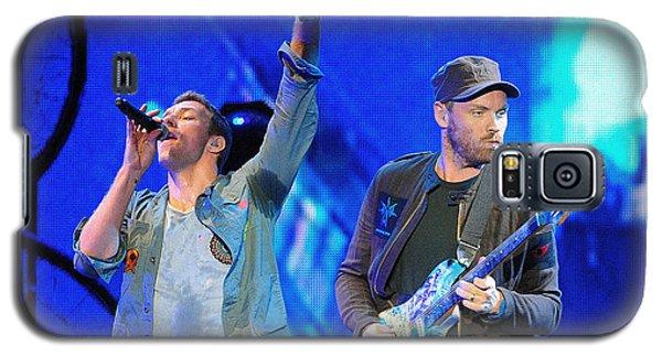 Coldplay6 Galaxy S5 Case by Rafa Rivas
