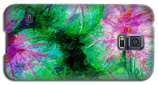 Galaxy S5 Case featuring the photograph Coleus by Paul Wear
