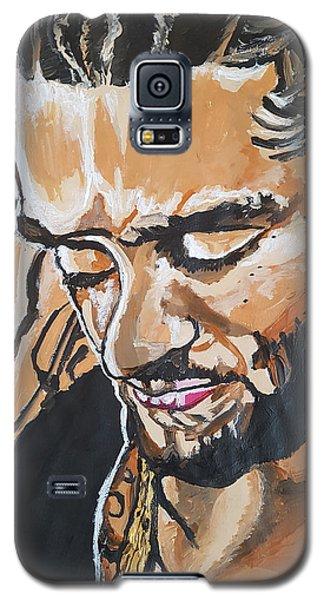 Colin Kaepernick Galaxy S5 Case