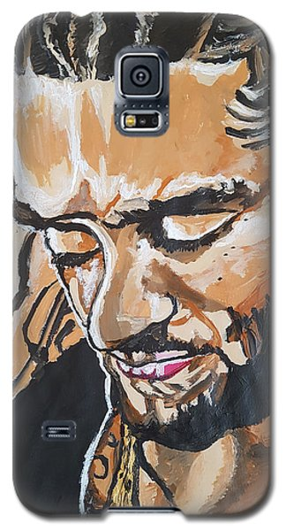 Colin Kaepernick Galaxy S5 Case