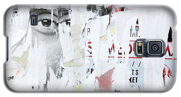 Street Collage 1 Galaxy S5 Case by Colleen Williams