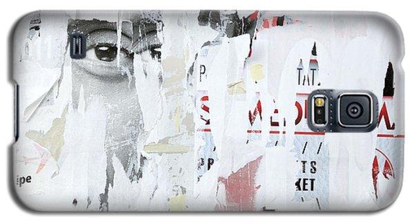Street Collage 1 Galaxy S5 Case